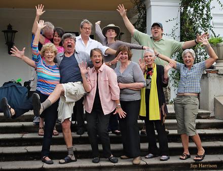 Safari Crew Gone Wild by Jim Harrison Safari Large